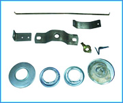 Sheet Metal Parts & Components