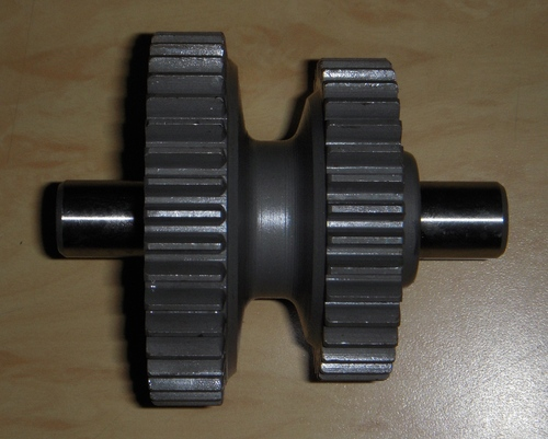Two Wheeler Gears