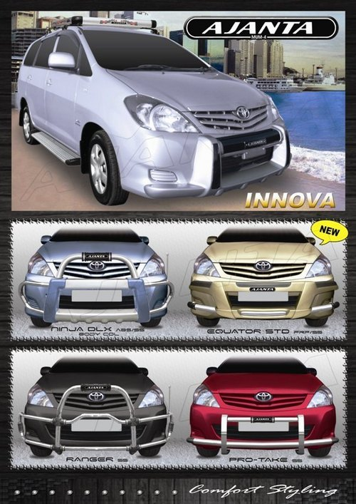 Smart Guard For Toyota Innova
