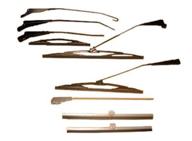 Automobile Windshield Wipers