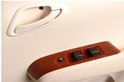 Leather Door Trims