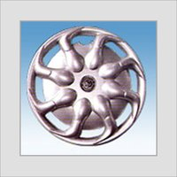 Plastic Molded Wheel Cover