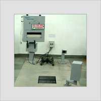 Roller Test Bench For 2 Wheeler