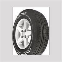 WIDER THREAD TYRE