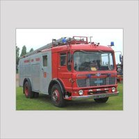 Fire Brigade Truck
