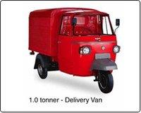 Tonner Delivery Van