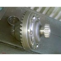 Steering Assembly (Tempo Traveller Type)