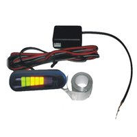 Wireless Electromagnetic Parking Sensor With Buzzer Built-in LED Display