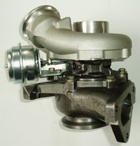 Turbocharger And Parts