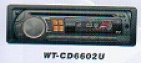 Car CD Player (WT-CD6602U)