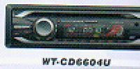 Car CD Player (WT-CD6604U)