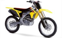 Dirt Bike (Suzuki RM-Z250)