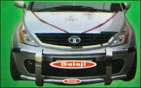 Steel Front Bumper Guards