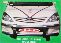 Double Pipe Car Front Safety Guards
