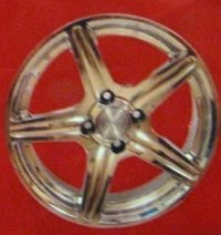 Chrome Alloy Wheels 253