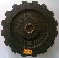 Full Rubber Molded Tires