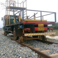 Rail Cum Road Vehicle
