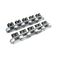 Steel Conveyor Chains For Food Processing Industry