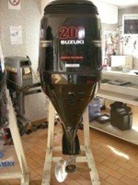 Used Suzuki 90HP/100HP/200HP 4-Stroke Outboard Boat Engine