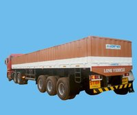 Bulker Semi Trailer
