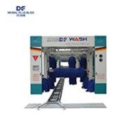 Fully Automatic Tunnel Car Wash Machine