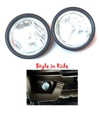Style In Ride Car Fog Light 55w - Mahindra Bolero Old