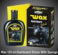 Car Wax Dashboard Polish