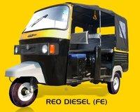 REO Diesel Three Wheeler