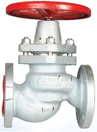 FORBES Marshall Piston Valve Flanged End