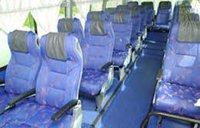 Tempo Traveller Push Back Seat