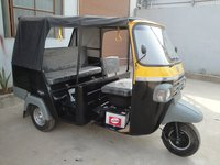 Commercial Three Wheeler Vehicles