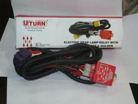 Electronic Head Light Relay Wiring UT-8A