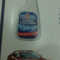 Waterless Wash And Shine Car Wash Liquid