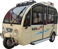 Electric Tricycle (F-2C Beige)