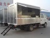 Refrigerated Chiller Van