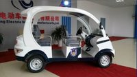 Electric Patrol Car With 5 Seats