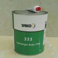 333 Lightweight Body Filler/Polyester Putty