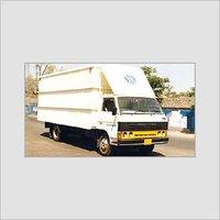 Refrigerated Carrier Van