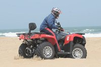 ATV Powersport Quad Bike