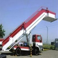 Mobile Step Ladder