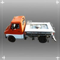 Mobile Water Service Carts