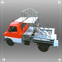 Mobile Toilet Service Carts