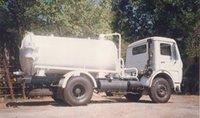 S.S. Water Tank