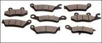 Two Wheeler Brake Pads
