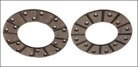 ASBESTOS FREE RIGID MOULDED CLUTCH LININGS