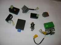 Two Wheeler Electronics Parts