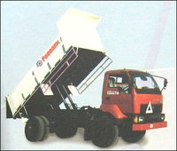34 Cubic Meter Truck Tipper