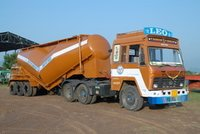 Triple Axle 38 Cu.M Cement Bulker