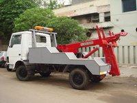 2 Ton Hydraulic Wrecker