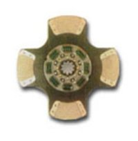 Co-axial ¾ Paddle Discs